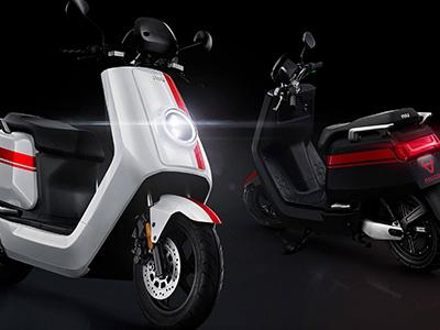 Električni skuterji / mopedi