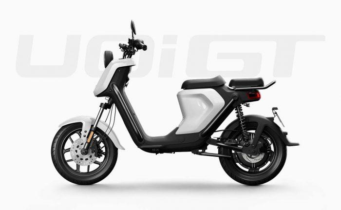 elektricni moped NIU UQi GT - bel