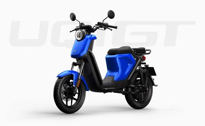 elektricni moped NIU UQi GT - moder