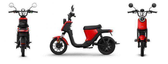 električni moped NIU UQi PRO
