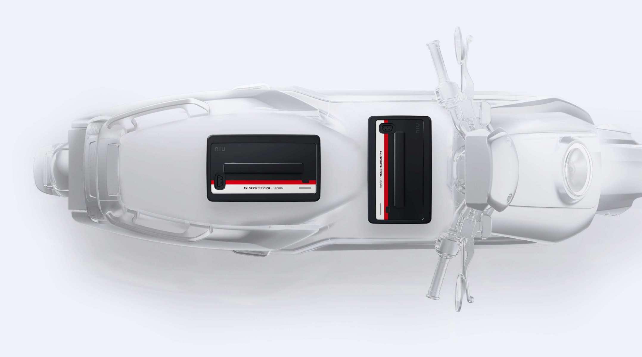 dvojna baterija NQi-GT